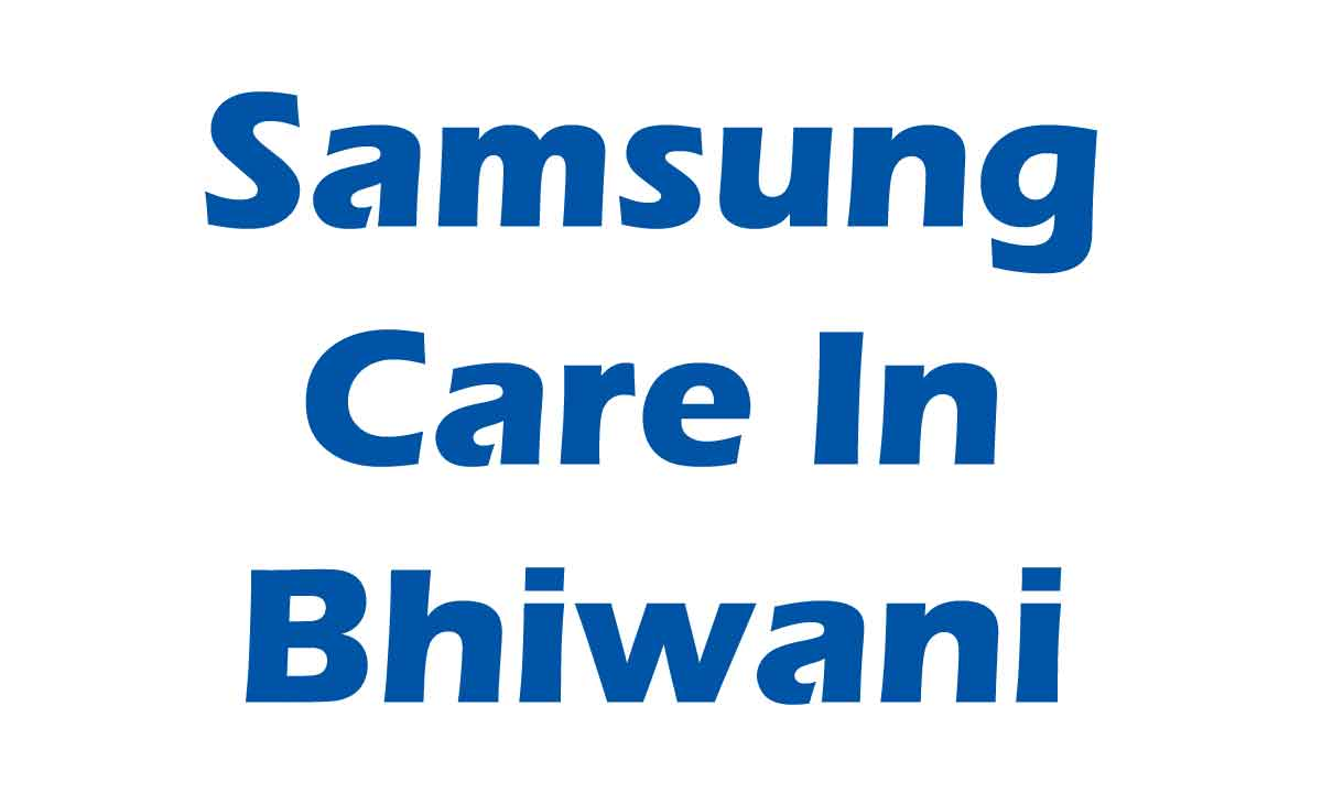 samsung service center in bhiwani haryana