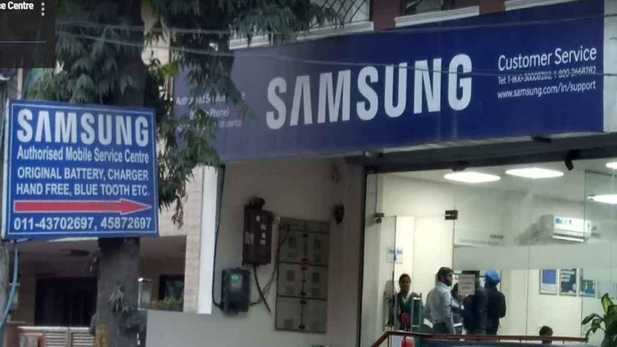 samsung service center delhi list
