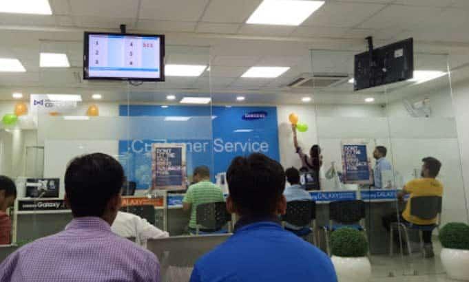 samsung service center paschim vihar