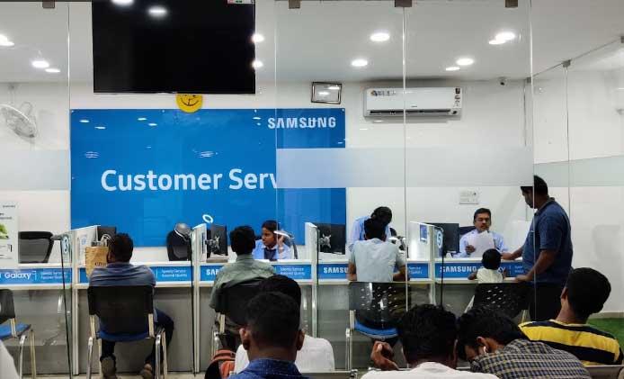 samsung service center perambur chennai tamilnadu