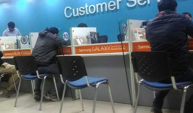samsung service center pitampura