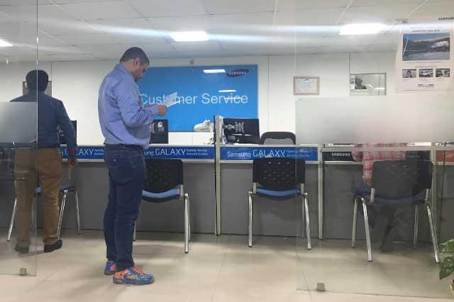 Samsung service center pitampura near Adarsh Nagar