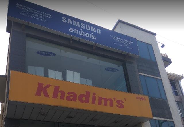 samsung service center porur chennai