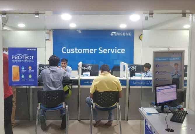Samsung care Ahmedaba Gujarat