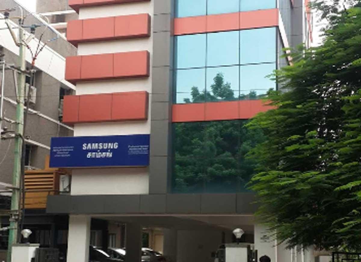 samsung service center chennai tamil nadu list with details