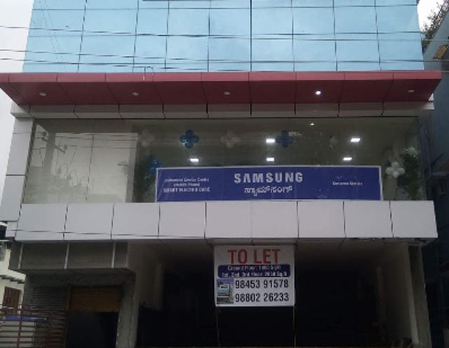 samsung service center hsr layout