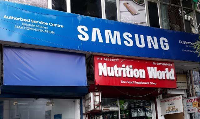 samsung service center lajpat nagar delhi