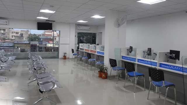 authorized samsung mobile service center jaipur rajasthan inside
