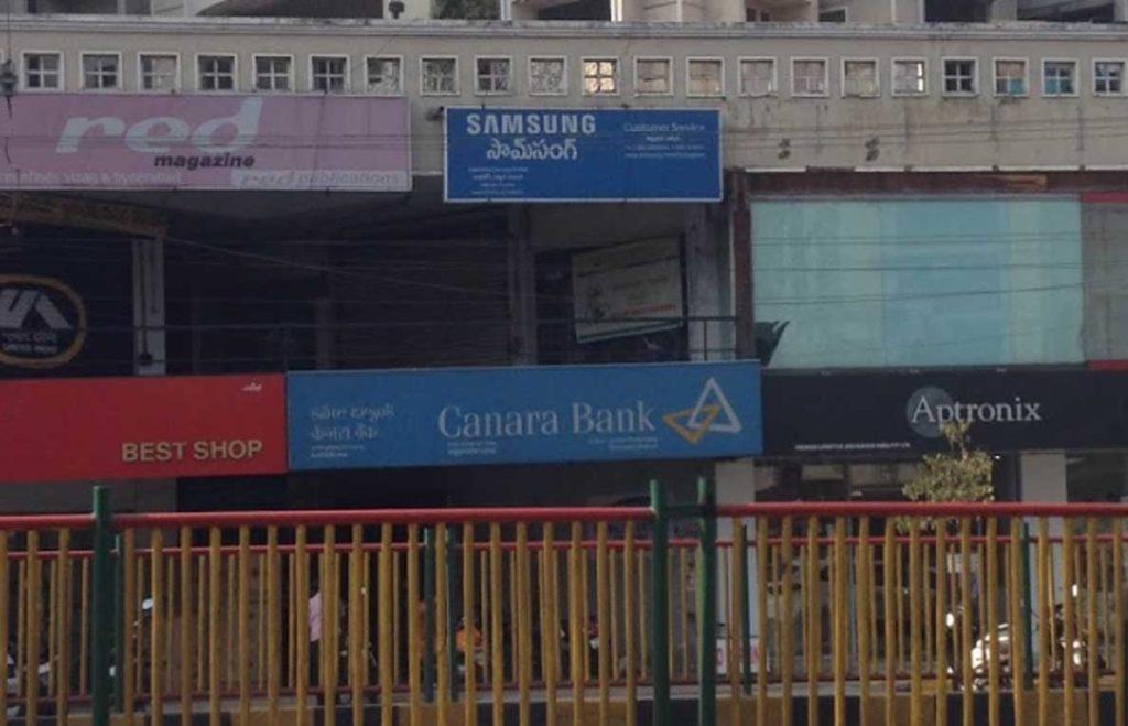 samsung service center Vishakhapatnam