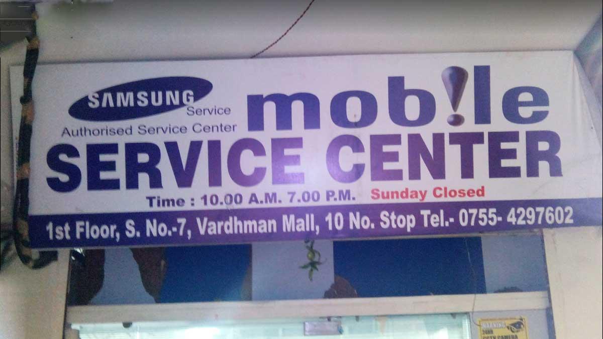 samsung service center bhopal list with details