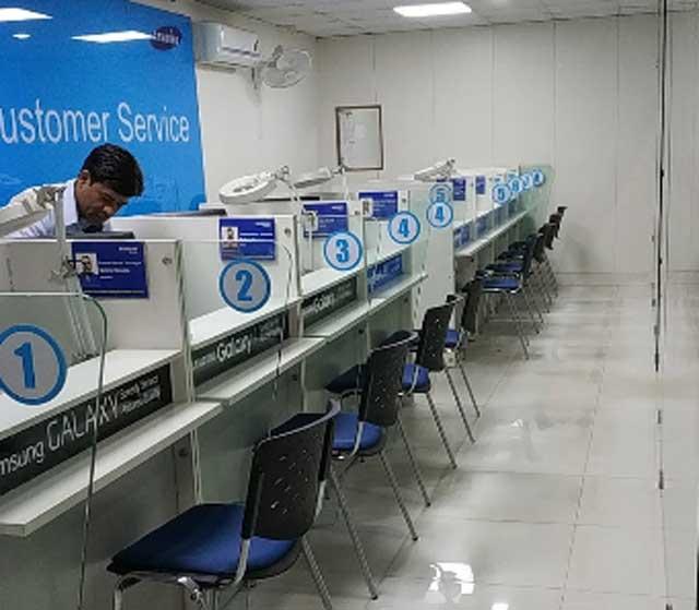 Samsung care Chandigarh