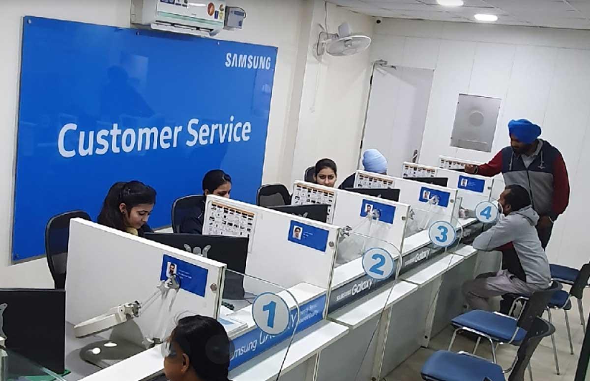 samsung service center ludhiana punjab list with details