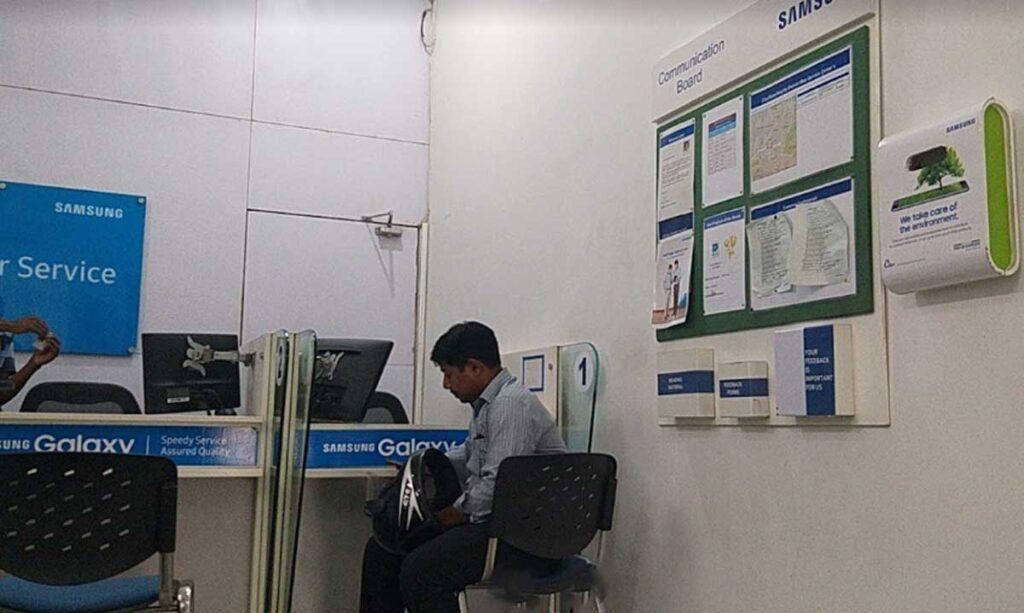 samsung service center Allahabad