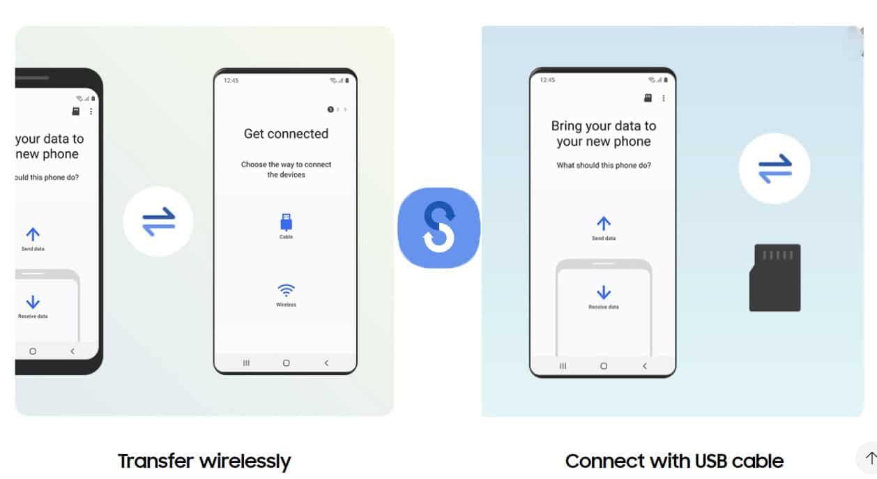 samsung smart switch data transfer detail guide