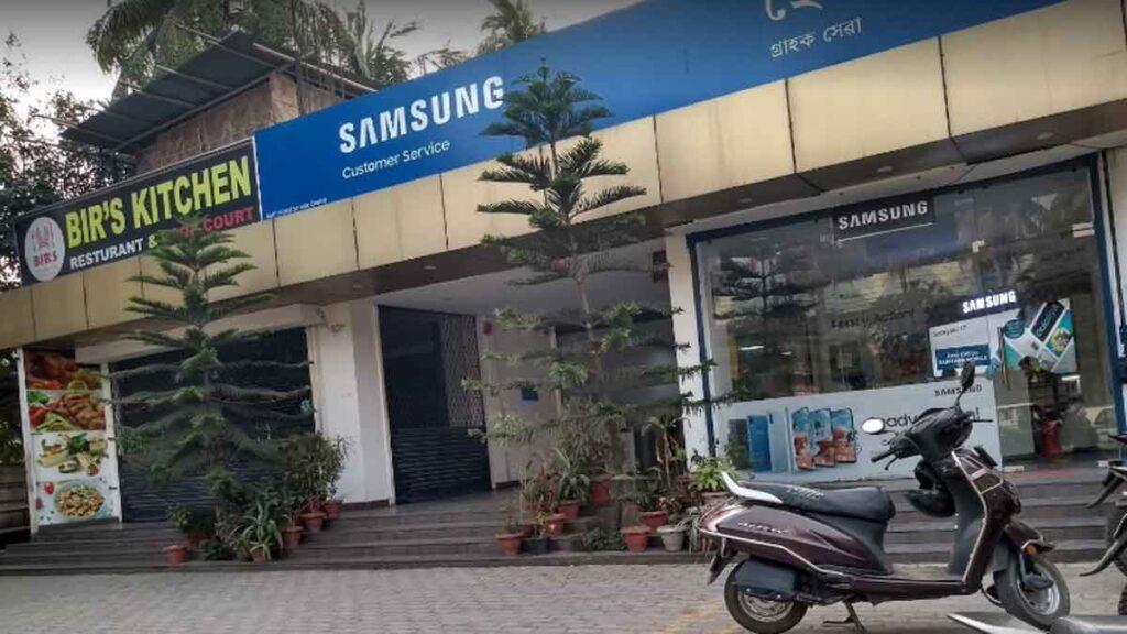 Samsung service centre in Guwahati Assam