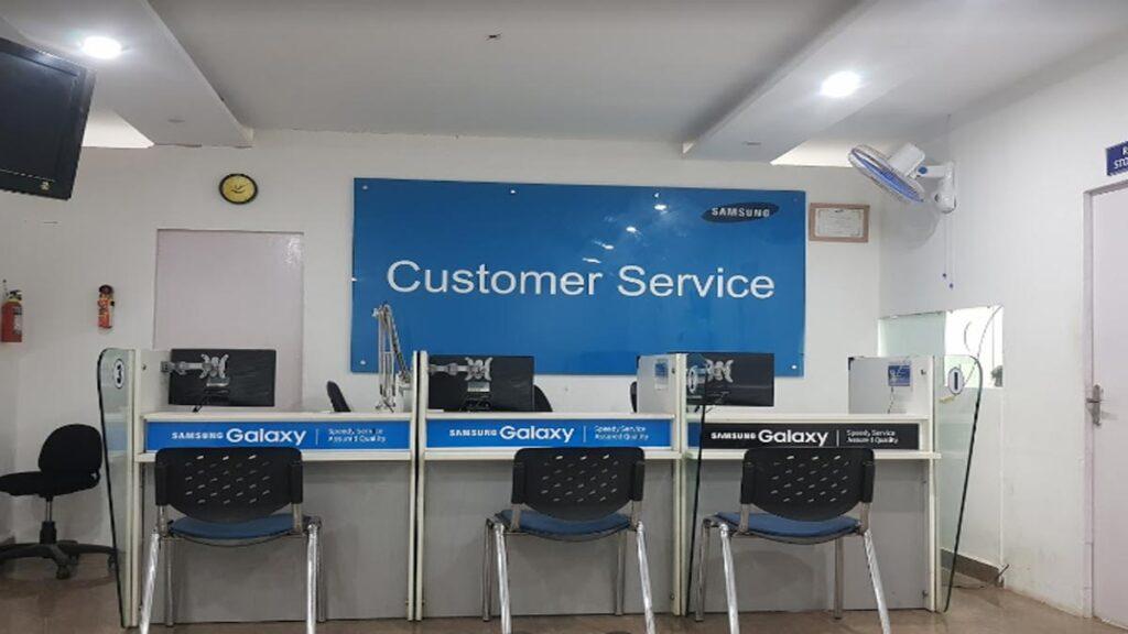 samsung service center gwalior