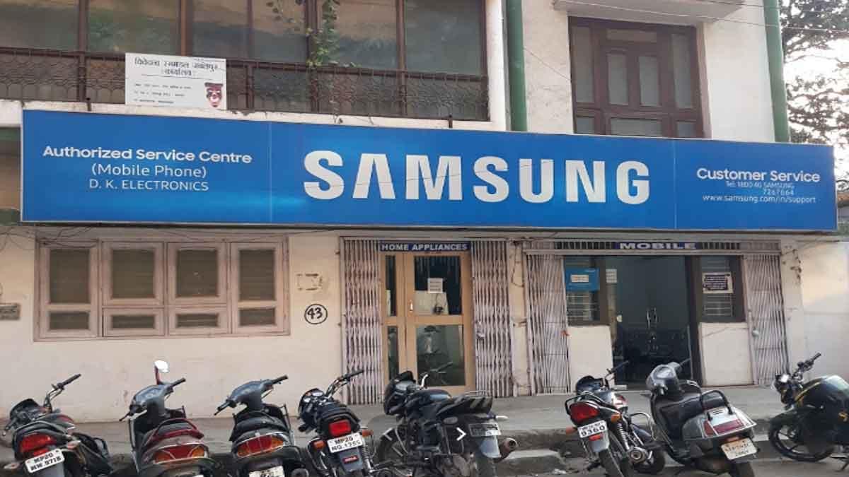 samsung service center jabalpur