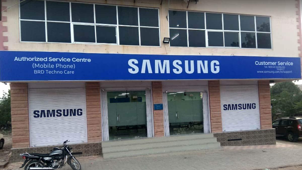 samsung service center jodhpur customer care number