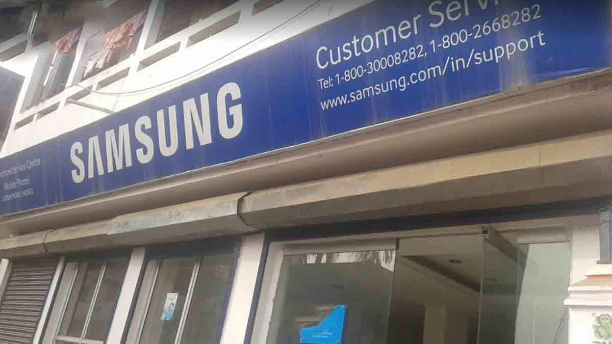 samsung service center bihar contact number