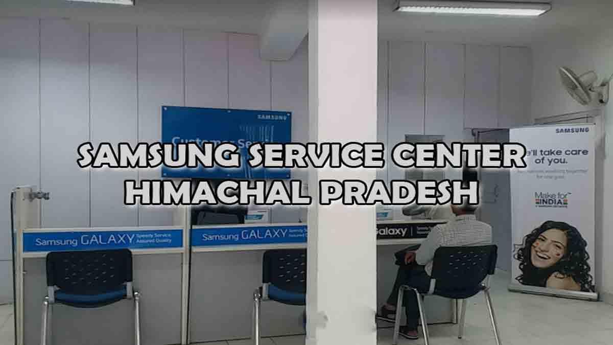 samsung service center himachal pradesh