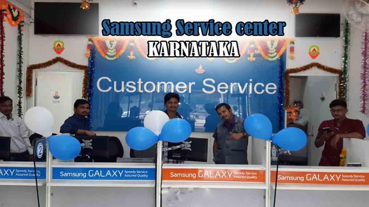 samsung service center karnataka