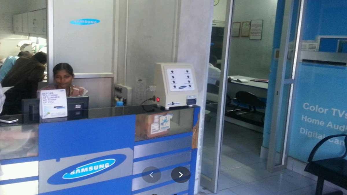 samsung service center tamil nadu