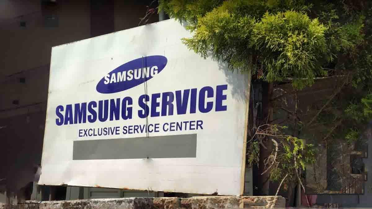 samsung service center kerala