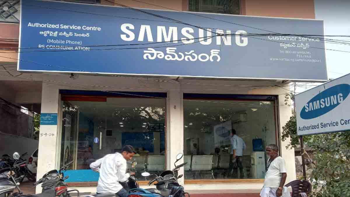 samsung service center Telangana