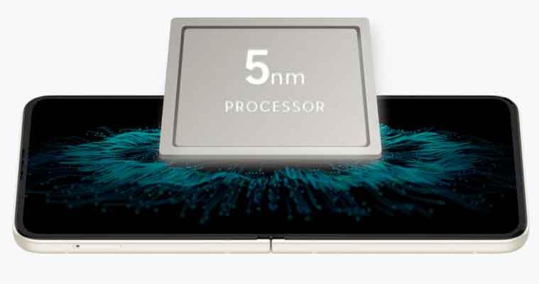 Samsung Galaxy Z Flip 3 processor