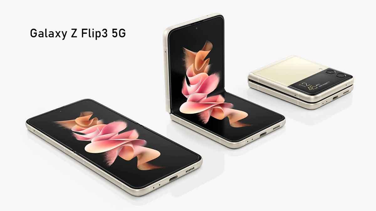 samsung galaxy z flip 3 processor price & launch date in india